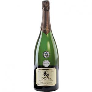 Skærsøgaard Dons Cuvée Brut 2015 - Dansk champagne