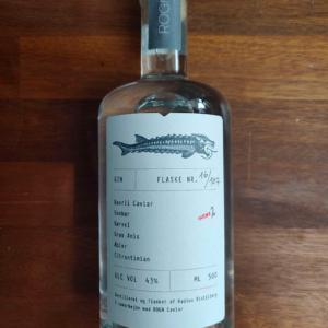 Caviar gin - Venø Seafood