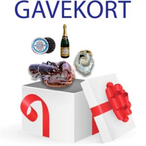 Venø Seafood - Gavekort